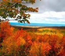 Porcupine-Mountains-in-Fall