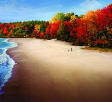 Lake-Superior-Shoreline-in-Fall