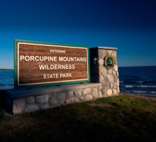 Porcupine Mountains