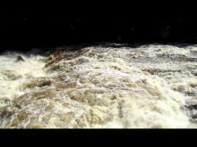 MICHIGAN'S PRESQUE ISLE RIVER IN THE PORCUPINE MOUNTAINS