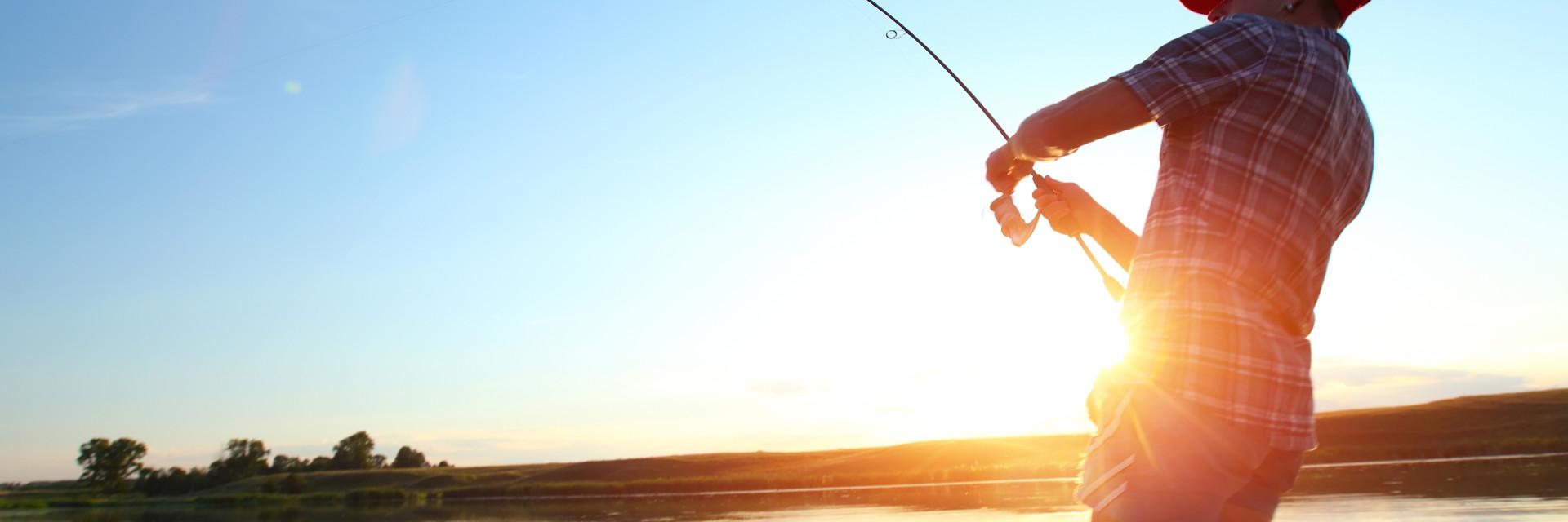 fishing, walleye, bass, perch, boating, Lake gogebic