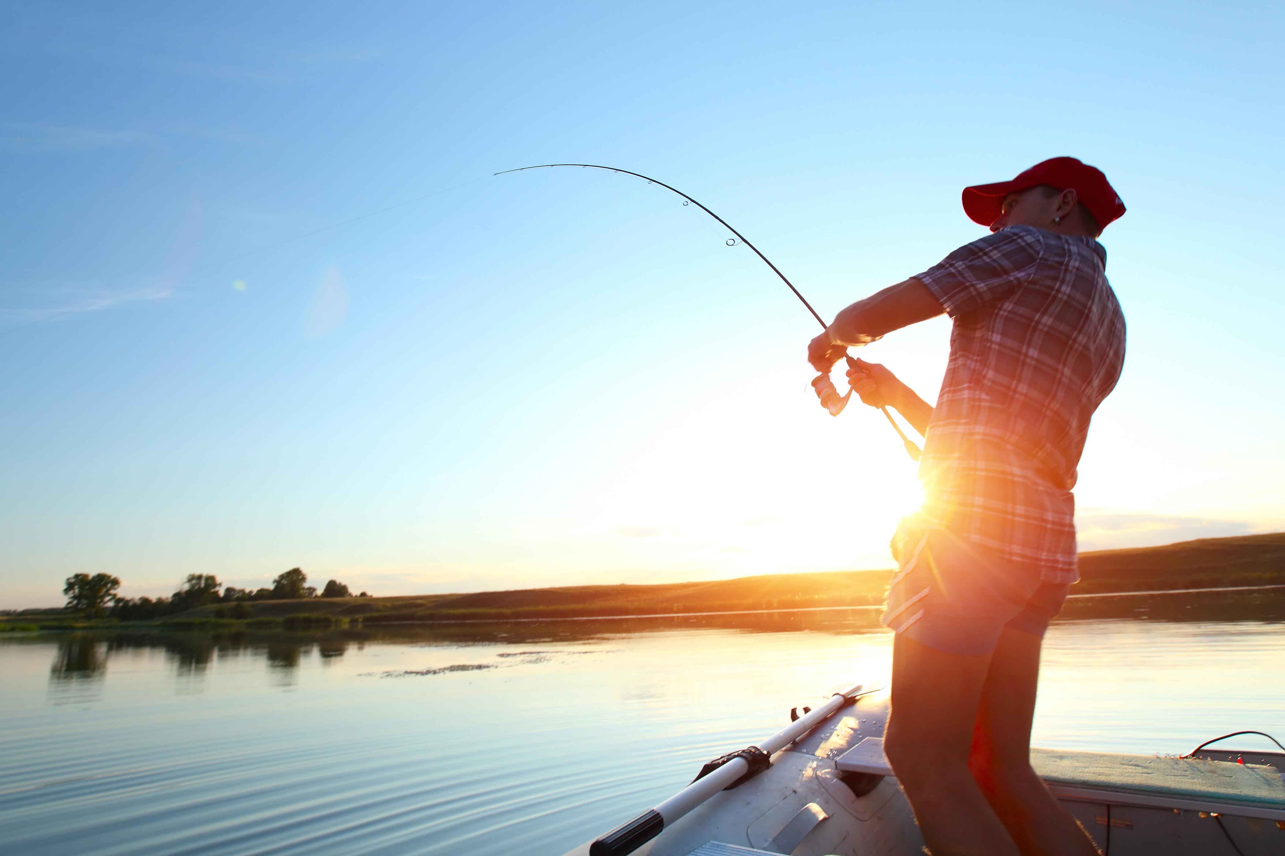 Fishing Western UP, Upper Peninsula Fishing