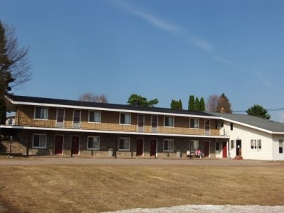 Lake Gogebic Motel & Hotels and Motels Western UP of Michigan