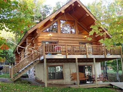 Cottages and Cabins, Vacation Rentals Upper Peninsula